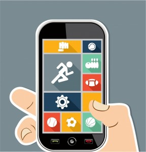 human-hand-mobile-colorful-sports-ui-apps-flat-icons